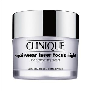 Clinique Repairwear Night Line Smoothing Cream